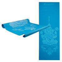 Коврик для йоги + чехол 172х61х0.3 см inSPORTline 11729 blue (3058)