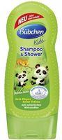 Bubchen Шампунь для волос и тела «Бамбуковая панда» (230 мл)