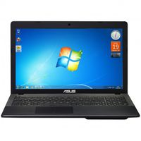 Laptop ASUS X552LDV Black