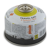 Баллон газ. резьб. Pinguin Travel Gas 110 g, 601 404