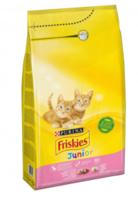 FRISKIES Junior курица с молоком и овощами 10Kg