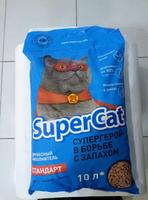 SUPERCAT Стандарт ,3кг
