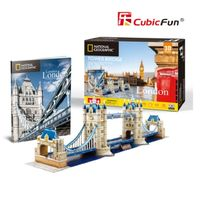 CubicFun пазл 3D Tower Bridge