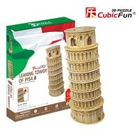 CubicFun пазл 3D Leaning Tower of Pisa