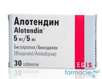 Alotendin® comp.5 mg + 5 mg N10x3
