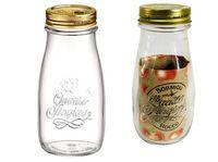 Бутылка для хранения/консервации Q.S. 0.4l, с крышкой