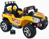 Baby Mix UR-PB-801 Машина на аккумуляторе жёлтая