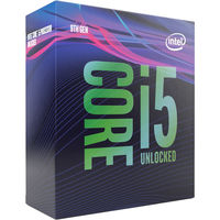 CPU Intel Core i5-9600K