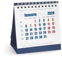 Календарь настольный BV 2020 11x11.5x6см