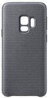 Чехол для моб.устройства Samsung EF-GG960, Galaxy S9, Hyperknit, Silver