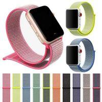 Apple Watch Strap Nylon Loop, Ремешок для часов iWatch, Mixed Colors