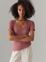 Блуза MOHITO Розовый
