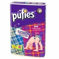 Scutece PUFIES FASHION MAXI 66 (4) 7-18kg
