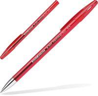 EKRAUSE Ручка гелевая EKRAUSE R-301 0.4мм красная