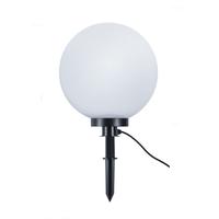 LED Садовый шар 1 FLAMMIG BALL 30 CM + кол