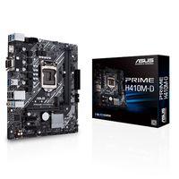 MB S1200 Asus PRIME H410M-D  mATX //  CPU
