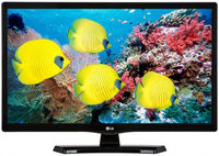 TV  LED LG 24MT49S-PZ, Black
