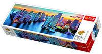 """Puzzle """"1000 Panorama"""" - """"Miami după întuneric"""", 40255"""