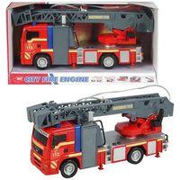 Dickie Пожарная Машина, свет + звук, брызгает водой, 31 см.