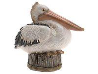 Пеликан декоративный H25cm, 30.5X13.5cm