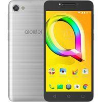 ALCATEL 5085D A5 LED METALLIC, серебристый