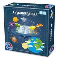Настольная игра Labirintul Extraterestrilor, код 41153