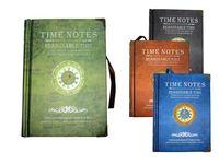 "Блокнот 11X15cm ""Time notes"", 128листов, твердая обложка"