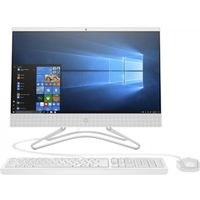 "HP AIO 200 G4 White (21.5"" FHD IPS Intel Pentium J5040 2.0-3.2GHz, 4GB, 1TB, DVD-RW, DOS)"