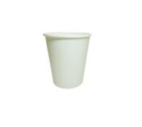 Бумажный стакан белый 100 мл