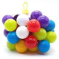 Kinder Way Мячики для для сухого бассейна, 40 штк
