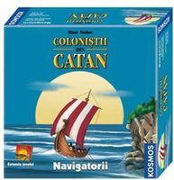 Cutia Catan: Navigatorii. Extensie 3/4 players (BGE-325A)