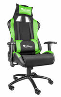 Genesis Gaming Chair Nitro 880, Black/Green