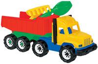 """Самосвал """"Фаворит"""" с игрушками для песка 300x105x115cm"""