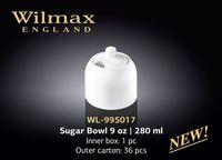 Сахарница WILMAX WL-995017 (280 мл)