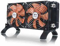 Cooler Thermaltake CL-W0181 Aqua-TMG2 2FanRadiator/AirFlow:54,4cfm/1600RPM/26dBA/MotorsportsRadiator(24cm)