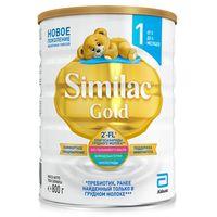 Молочная смесь Similac Gold 1 с 0 месяцев, 800г
