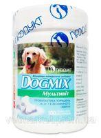 Витаминно-минеральная добавка  DOGMIX мультивит 100 табл,