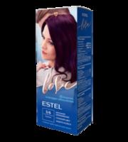 Vopsea p/u păr, ESTEL Love, 100 ml., 5/6 - Vin Beaujolais