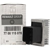 Реле свечей накала RENAULT Megane/Scenic/Clio/Laguna/Kangoo 1.5DCI K9K/1.9 DTI/DCI F9Q, Renault 7700115078