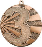 Медаль D70 мм/MMC7071/B бронза