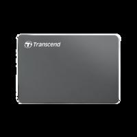 Внешний жесткий диск Transcend StoreJet 25C3 1TB, Iron Gray
