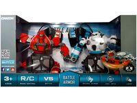 cumpără Set super-robot 2buc R/C 35X20X8.5cm în Chișinău