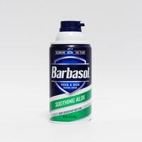 Пенящийся крем для бритья Barbasol Soothing Aloe 283gr.