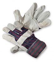 HS-01-001 FF Перчатки из коровьего спилка - 10,5