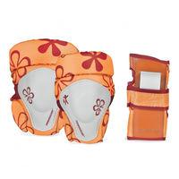 Защита для роликов в компл. Powerslide Junior Protection Set, 901111/1