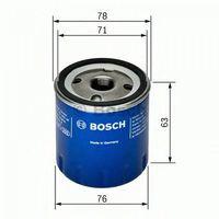 BOSCH F026407022, Масляный фильтр