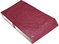 купить Чехол для хранения 50X107X15cm BORDEAUX, тканевый в Кишинёве
