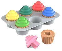 Сортер с формами Bright Starts Muffins