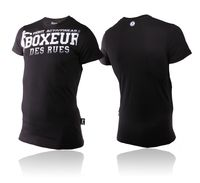 Men casual T-shirt Boxeur