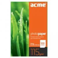 ACME Photo Paper (Value pack) A6 (10x15cm) 115 g/m2 100 pack Glossy